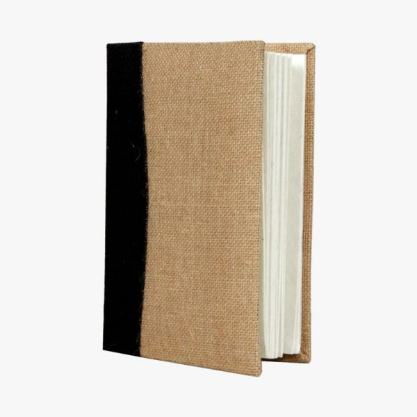 Eco-Friendly Jute Notebook