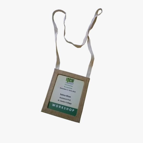 Royal Impact Eco-friendly Conference Tags
